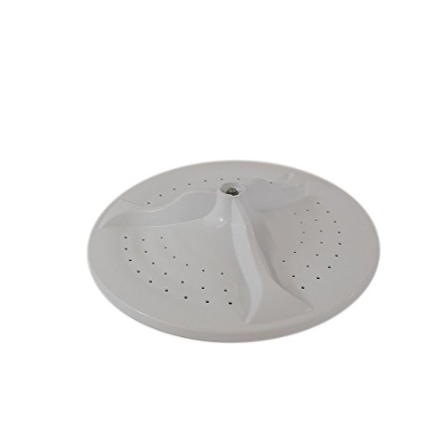 Whirlpool W10752283 Washer Washplate Original Equipment (OEM) Part, White