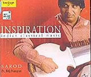 Inspiration - Indian Classical Music (MUSIC CD)