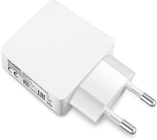 HUAWEI 55030254 Netzteil mit 5 V und 2 A Ausgangsleistung, Micro-USB Daten-/ Ladekabel Weiß - 4