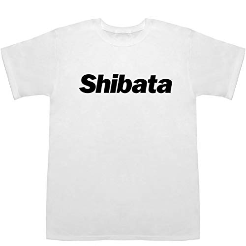 柴田 シバタ Shibata T-shirts ホワイト L【英嗣】【陽子】