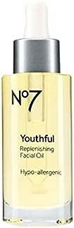 No7 Youthful Replenishing Facial Oil 30ml by NO7