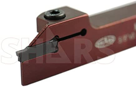 External Cutoff Grooving Turning Tool Holder Don't miss the campaign Courier shipping free 3mm 3 Shank 4