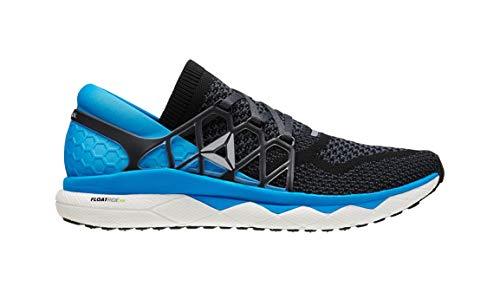 Reebok New Men's Floatride Run Ultraknit Running Shoe Graphite/Black/Blue 11