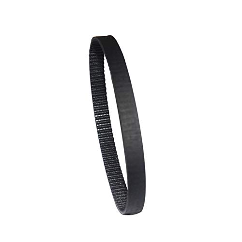 Gfpql WYanHua-Timing Belt 3d Printer Belt Closed Loop Rubber 2GT Timing From 148mm To 172mm Width 5mm 6mm, Quality replacement parts (Color : Width 6mm, Size : 2GT 150)