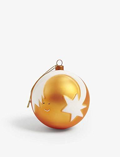 Alessi Stella Cometa AMJ137 - Bola de Navidad, diseño de Estrella