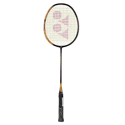 YONEX Astrox Smash Badminton Racket, Color- Black/Orange