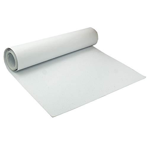 rabd Skateboard Longboard Griptape 83,8 x 22,9 cm, Weiß