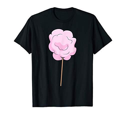Zuckerwatte Candy Cotton Kostüm T-Shirt