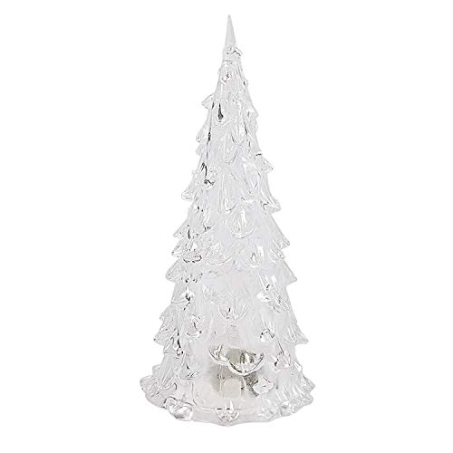 ACAMPTAR Acryl LED Farbwechsel Weihnachtsbaum Nacht Licht Lampe Weihnachten Party Dekor