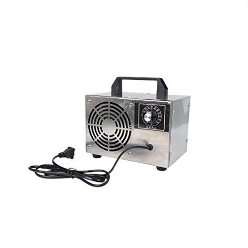 Generador ozono de 20 g / h (lámina aleación), Máquina eliminación ozono para el hogar para la eliminación formaldehído, Ámbito aplicación: hoteles, catering, materiales embalaje, fábricas alimentos