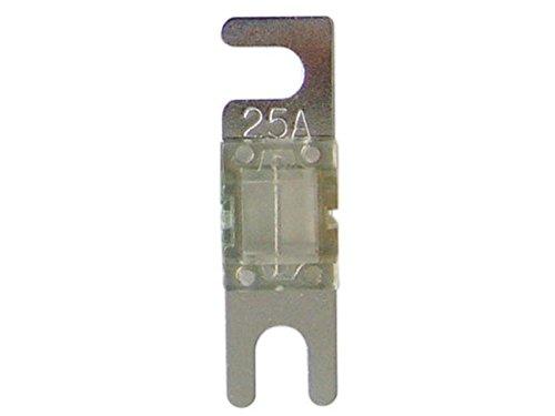 ACV 30.3940-25 Mini ANL Sicherung 25 Ampere (silber) 4 Stück