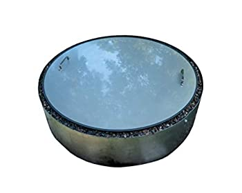 fire pit metal covers
