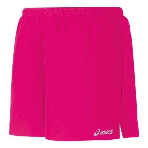 ASICS Pantalones Cortos para Mujer de 5 Pulgadas, Mujer, WS1251, Magenta, XS