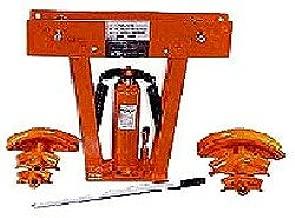 8 Lotus Analin Hydraulic Pipe Bender 16 Ton Manual Tubing Heavy Duty Exhaust Tube Bending