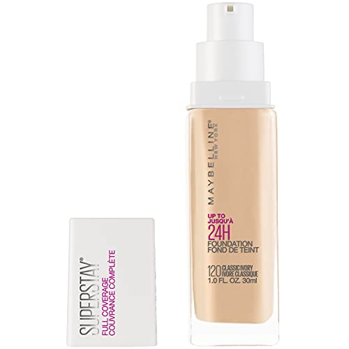 Maybelline Super Stay Full Coverage Liquid Foundation Makeup