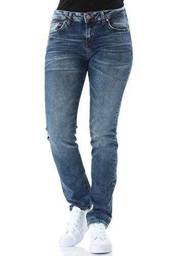 LTB Jeans Damen Aspen Y Slim Jeans, Blau (Sailor Undamaged Wash 51787), 31W / 32L
