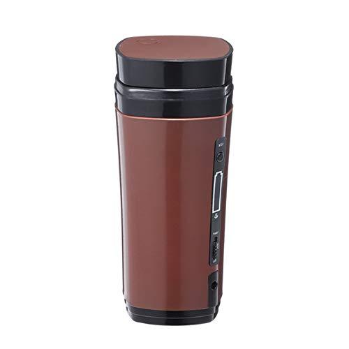 Baalaa USB recargable taza de café botella de calefacción auto agitación taza caliente café