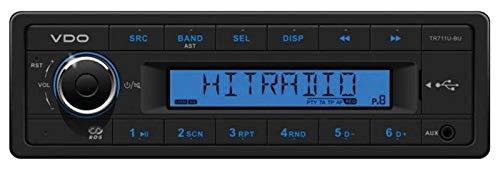 Siemens VDO VDO TR711U-BU Media-Tuner/AUX/USB