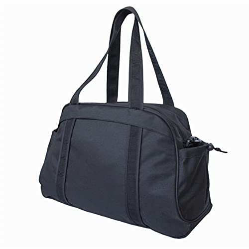 SZBLYY Bolsa de Yoga Bolsas de alfombras de Yoga multifuncionales Oxford Sport Bag Pilates Fitness Bags Bag Gym Portable Portable Funda Bolsa (Farbe : Schwarze Farbe)