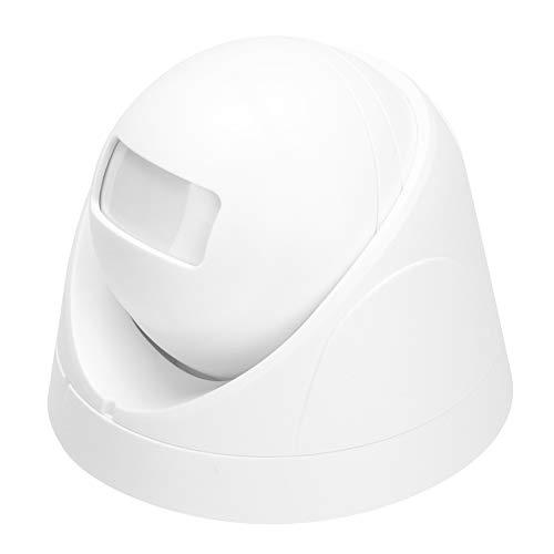 Timbre de alarma, Altavoces dobles incorporados Timbre inteligente Timbre de material ABS para hotel Albergue, tienda, oficina, almacén