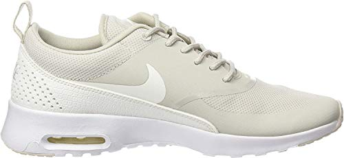 Nike Damen Air Max Thea Gymnastikschuhe, Beige (Light Bone/Sail/White), 38 EU