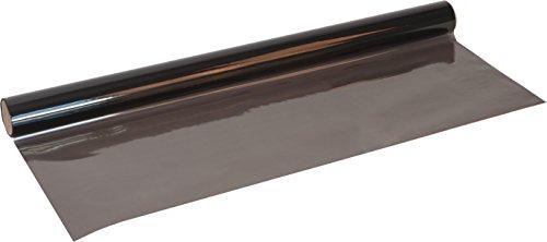 Folio Contact Sunshield: de gepatenteerde elektrostatische zonweringfolie - hecht zonder hulpmiddelen op vrijwel alle oppervlakken, 10 stuks