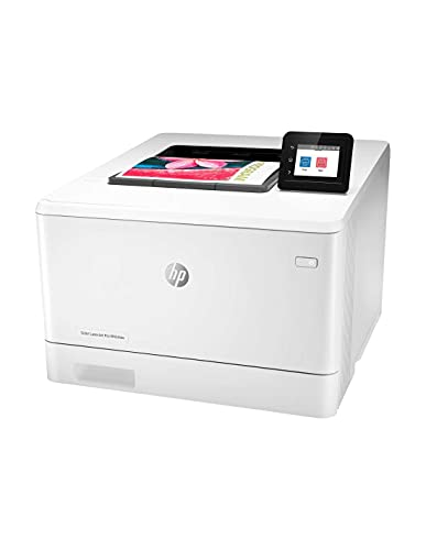 HP Colour LaserJet Pro M454dw Printer, Wh