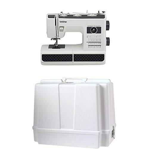Brother Strong and Tough Sewing Machine with 37 Stitches (ST371HD) with Universal Sewing Machine...
