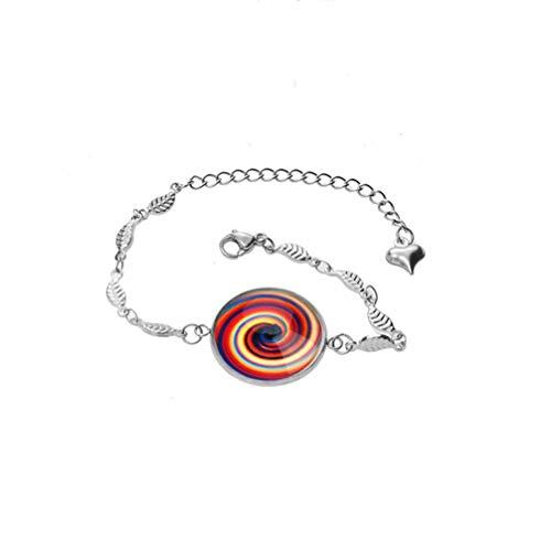 Exceart 5St Armband Bezel Instellingen Vormige Lege Armband Bezel Trays Bladeren Ketting Armbanden Sieraden Bevindingen Bedels Voor Diy Ambachtelijke Armband Maken Van Accessoires