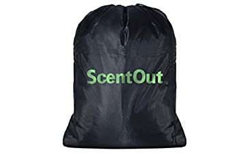 SCENTOUT Reusable Carbon Hunting Scent Control Bag  24  x 28  Bag Keeps Clothing & Gear Scent-Free