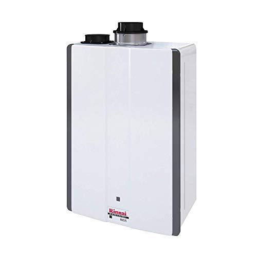 Rinnai Indoor Tankless Hot Water Heater / RUCS75iP / Propane / 7.5 GPM, RUCS75iP-Propane/7.5