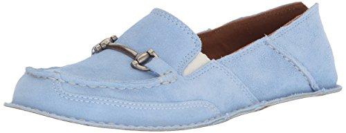 Ariat Women's Bit Cruiser Slip-on Shoe, Baby Blue, 7.5 B US
