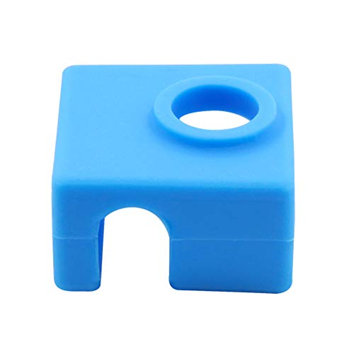 Andylies 1Pc 3D Printer Mk8 Protective Silicone Sock Cover Case for Heater Block Mk7/Mk8 Silicone Hot End Sock 3D Printer Parts