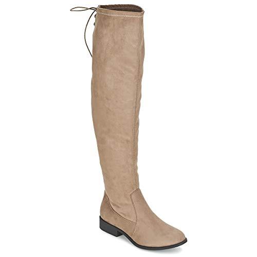 Coolway Boppy Botas Mujeres Topotea - 36 - Botas A La Rodilla Shoes