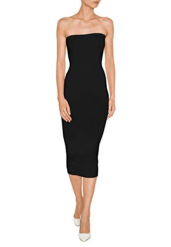 Wolford Damen Dresses (RW) FATAL Dress,Black,Medium (M)