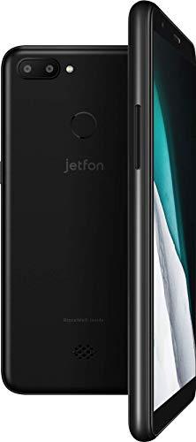 MAYA SYSTEM jetfon P6 ブラック 5.7型 メモリ/2GB/16GB nanoSIMx2 /ドコモ・ソフトバンク対応 クラウドSIMスマートフォン ELTP18A04-BK ELTP18A04-BK