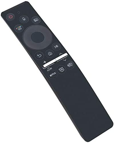 2IN1 BN59 01330A BN59 01329A Voice Smart Remote Replacement Fit for Samsung QLED 8K UHD TV 2020 product image
