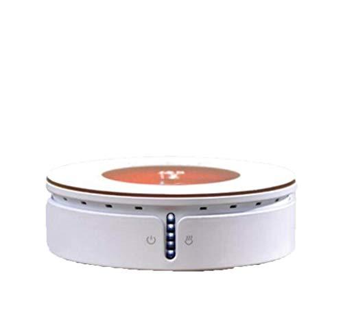 Stufa in ceramica elettrica Mini stufa da tè in acqua per fare il tè domestico Piccola convezione Forno a convezione Teiera applicabile: Potware resistente alle alte temperature è più isolato / tè bol