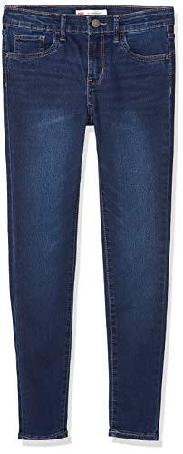 Levi's Kids Mädchen Jeans Lvg 710 Super Skinny Jean Complex 14 Jahre