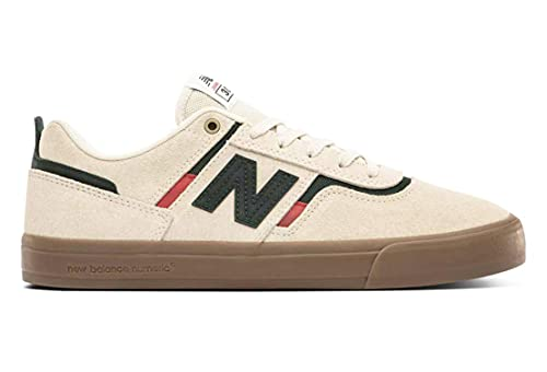 NB NUMERIC 306 Jamie Foy Zapatillas de Skate 2021 Originales Garantizado New White Gum Size: 42 EU