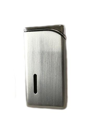 Feuerzeug | Glühpunkt | von Maxim | wiederbefüllbar | Flame regulierbar | Silber