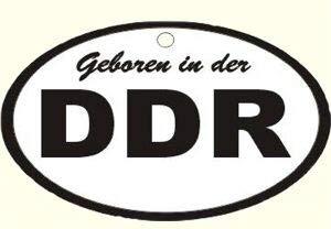 Lufterfrischer DDR weiß schwarz in Duftnote Rose - DDR Produkte - DDR Geschenk