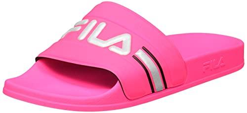 FILA Oceano Neon Slipper wmn Sandalia Mujer, rosa (Neon Pink), 38 EU