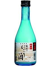 千曲錦酒造 純米 藤村のにごり酒 [ 日本酒 300ml ]