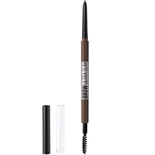 Maybelline New York Augenbrauenstift, Brow Ultra Slim Liner, Nr. 05 Deep Brown