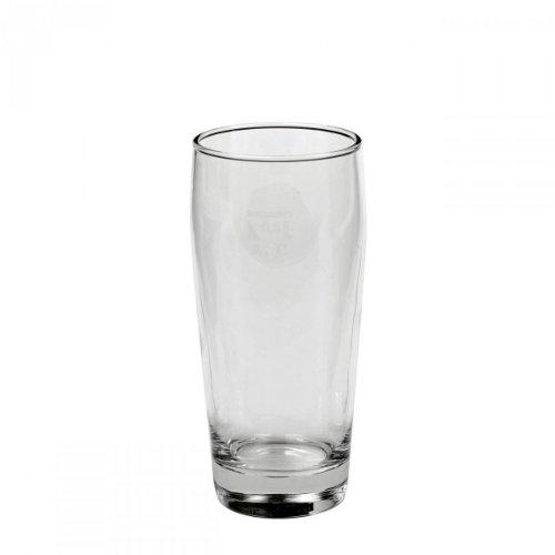 Luminarc 11185 Willy Becher, Glas, 300ml, Ø 7cm, H 15cm, klar (1 Stück)