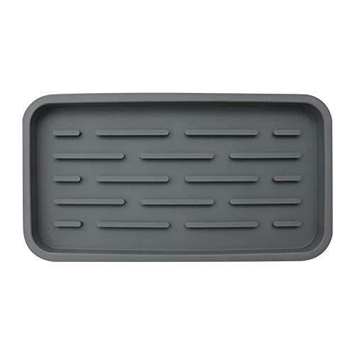 Hangarone – Bandeja de desagüe, de silicona, para lavabos de lavavajillas