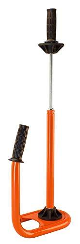Stretchfolienabroller Profi-Abroller für Strechfolie, 450-500mm, Metall