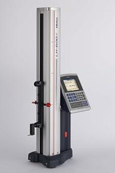 Mitutoyo 518-351A-21 Linear Height Gauge LH-600D High Performance 2D Measurement System SPC Output 24kg Mass