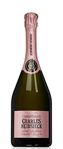 Champagne A.O.C. Rosè Réserve Charles Heidsieck Bollicine Francia 12,0%